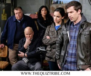 brooklyn nine nine quiz