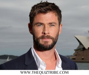 Chris Hemsworth Quiz