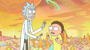 rick and morty quiz which character are you