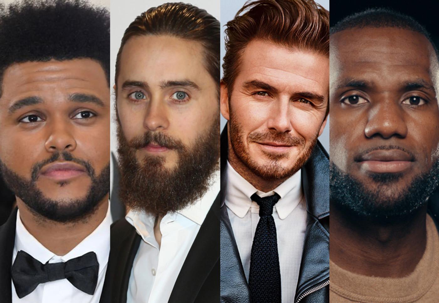 celebrity beard quiz